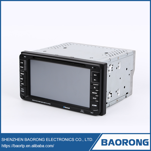 High Quality universal fm/am used cheap 2 din car dvd player