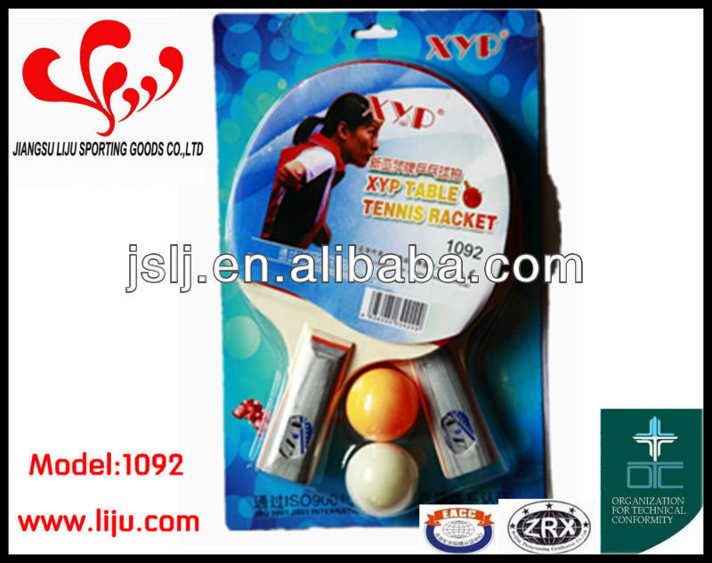 Cheap&Good 1092 Table Tennis Rackets For Selling,Racket Set,Ping Pong Bats,Bat Selling,Ball Set