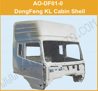 DFM DongFeng Kinland Truck Cabin,Chinese Heavy Truck Cab For Sale