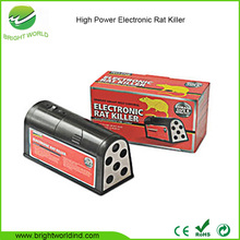 Household Application ABS Plastic Electronic Shock Rat Killer Products