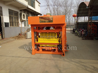 New model QT5-25 automatic brick machine for sale CHB block machine price in India