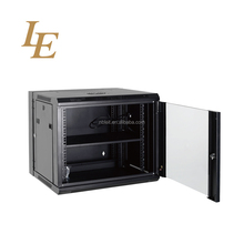 "19"" small rack for server office and home using wall mounted"