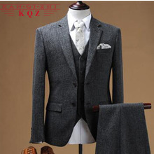 Customized hand made tailor men suit