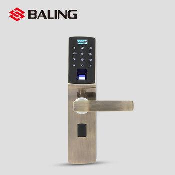 Wifi electronic door lock, zigbee wifi remote locks, China wifi door ...
