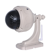 Wanscam Top Wireless PTZ Dome IP Camera Outdoor P2P 720P HD 3X Zoom CCTV Security Video Surveillance IP Camera