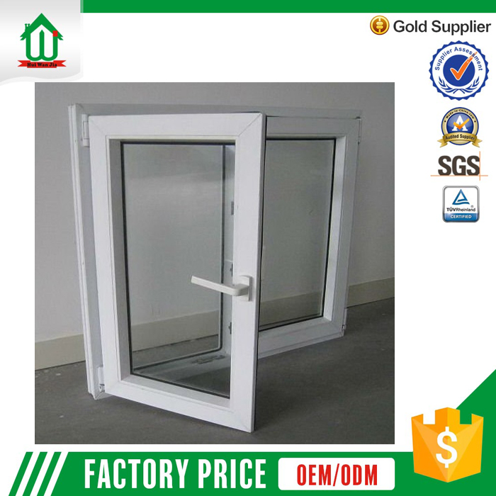 Double panels 5mm clear plastic window