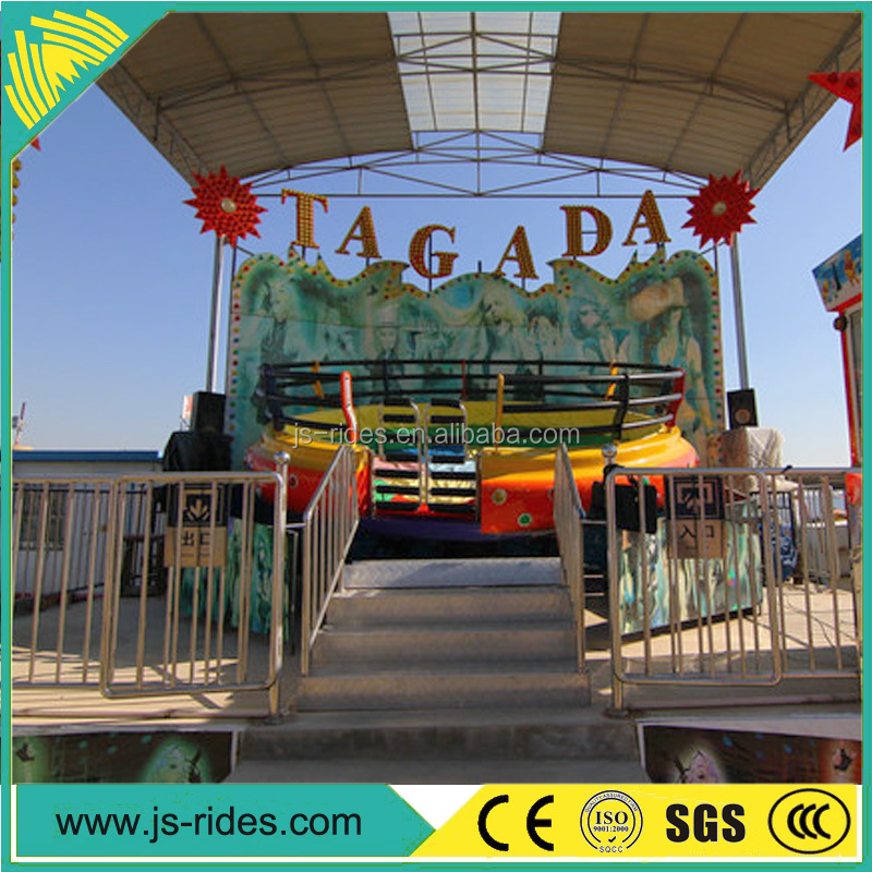 made in china theme park rides for sale tagada