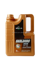 High quality Sarlboro SN 0w50 lubricant oil for gasoline engine