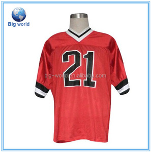 Youth Sublimation American football jersey & pant, custom american football uniform