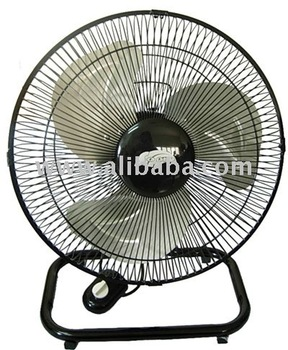 "12"" Electric Floor Fan"