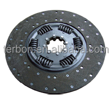 clutch disc1878 004 128 auto parts for VOLVO truck