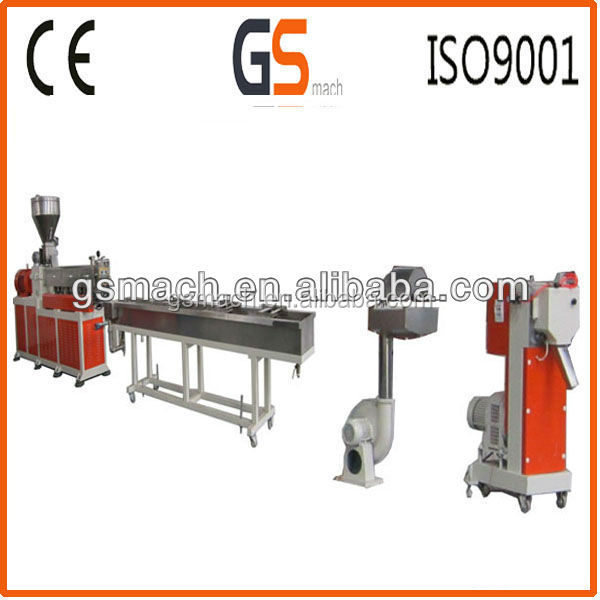 High quality filament winding machine parallel co-rotating twin screw extruders