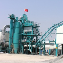 High Performance 80t/h Stationary Asphalt Mixing Plant For Sale
