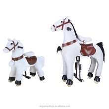 Promotion CE/ EN71 rocking horse toy,mechanical horse kids rides for sale