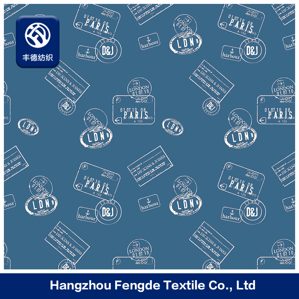 PVC Coated Waterproof Polyester 600d Oxford Fabric