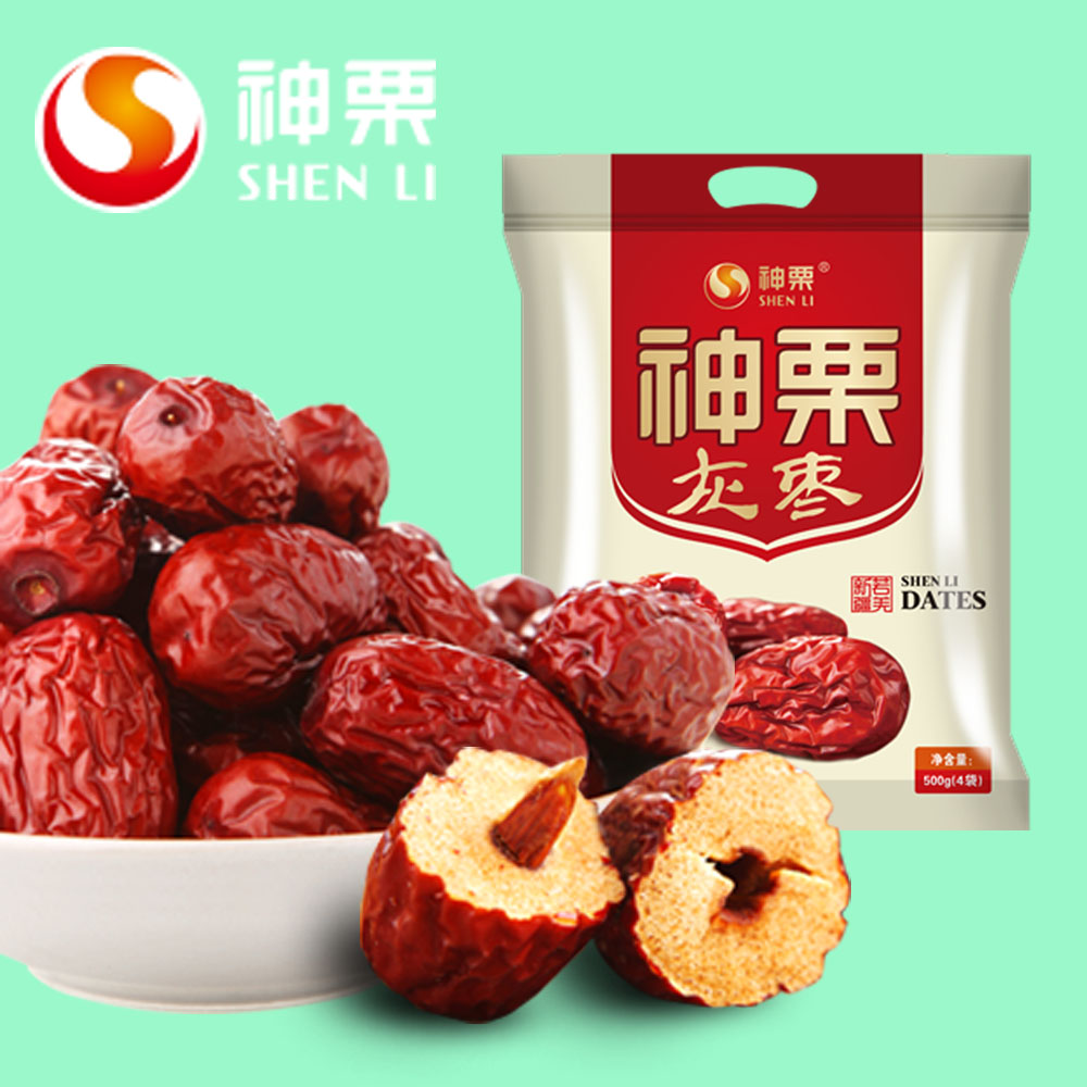 china dry red jujube