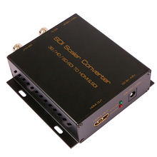 sdi to hdmi converter with extend transmission 4k Full HD support