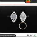 New Arrival Led UV Keychain with Insulating Piece,Promotion Gift 395nm UV Keychain