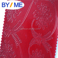 high quality pvc leather for decoration