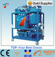 Mineral turbine oil recovery machine decrease power consumption,portable,energy saving