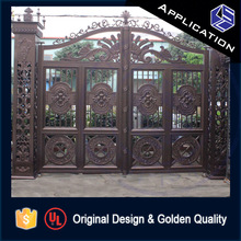 New workmanship Indian latest house main gate designs aluminum latest main gate designs