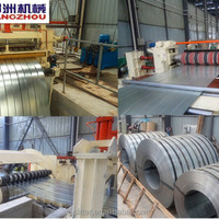 Automatic High Speed Slitting Line For