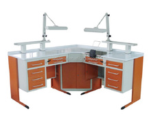 Dental lab workstation, Dental technician workbench with ce certificate Good Price HOT SALES