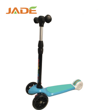 2017 New design china factory best quality 3 wheel kids scooter / cheap pedal skate scooter for baby / children kick scooter