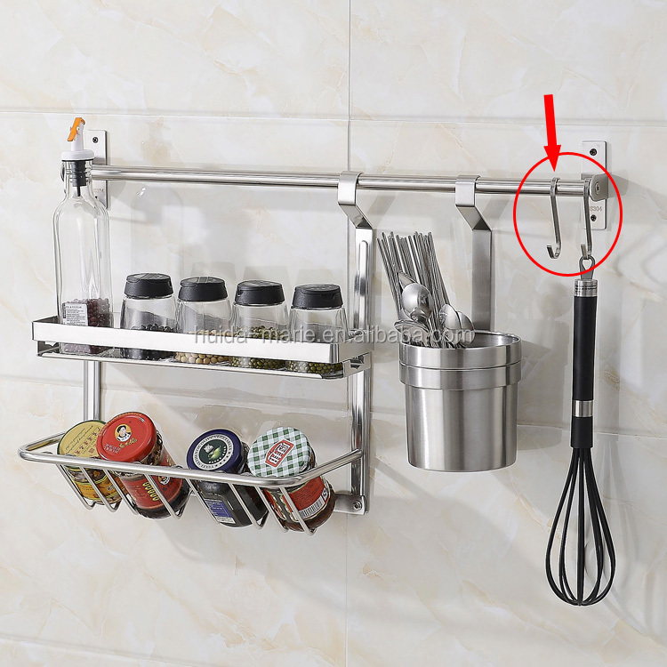 stainless steel kitchen accessories S Hook series
