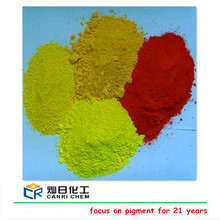 manufacturers sell iron oxide red and yellow pigments for concrete stamped/paving tiles/asphalt