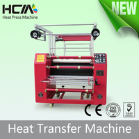 Automatic dye sublimation digital ribbon heat printing machine