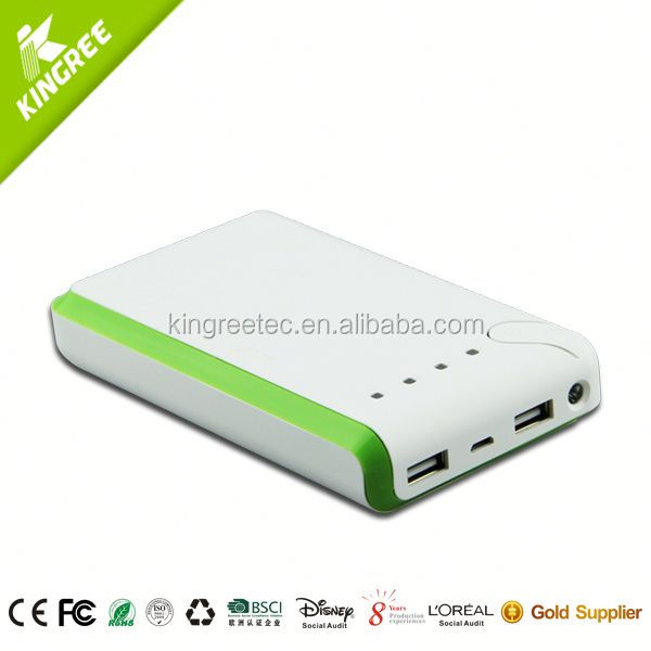 18650 battery portable power bank 19v Factory Price OEM portable charger