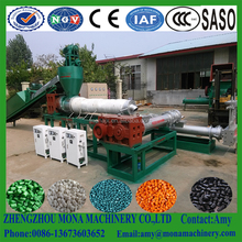 Waste PP PE film washing recycling machine/washing equipment for used plastic film/woven bags washing system
