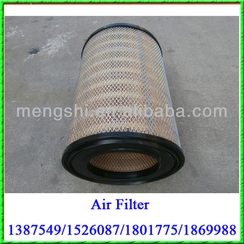 Superior quality auto parts air filter 1387549 1526087