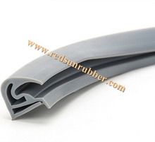 High temperature resistant oven door silicone seal