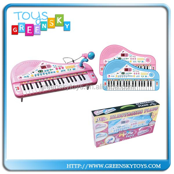 Musical instrument toys electric organ/piano/keyboard for kids