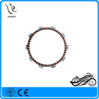 Hot Sale& Top Quality Chinese Motorcycle SRZ150Z Clutch Plates For Motorcycle Parts