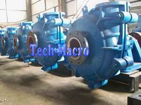Thermal power plant FGD peripheral centrifugal lime suspension slurry pump series AH(R)