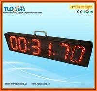 High quality handled led digital pop up timer
