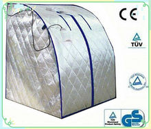 Cheap price Far Infrared Fir Blanket Weight Loss Detox Foldable Sauna Room with CE ROHS ETL