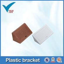 Veitop durable kitchen cabinet plastic l brackets