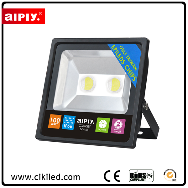 Best price High quality 100w AC85-265V led floodlight 100 w 100 watt led flood light