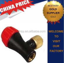 OEM or ODM co2 bike / bicyle tire tyre hand inflation pump or motorcycle / car with cartridge