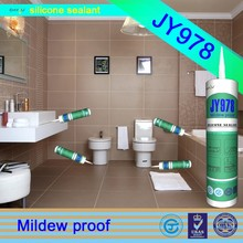 sanitary wares general use China v tech polysulphide sealant multi purpose anti-fungus silicon sealant