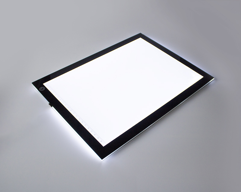 Alibaba Hot Sale Product Ajustable Brightness LED Drawing Tablet Professional Copy Board for designers and kids