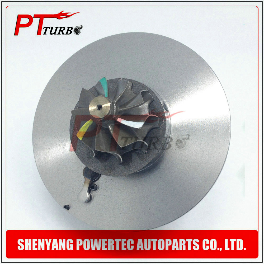 Car turbo rebuild parts Garrett GT1646V turbocharger core chra cartridge 751851 for Audi A3 1.9 TDI (8P/PA) 77 kw