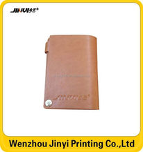 Handmade Customized Leather Gift Card Holder