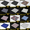 100% Soft Cotton Multicolor Male Female Handkerchief