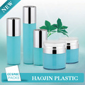 cosmetics pump acrylic lotion bottle cosmetic packaging acrylic cosmetic jar and lotion bottle mini roller bottle