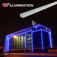 UL CE FCC SASO approved waterproof building exterior led lights
